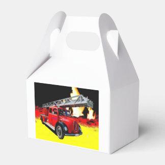 Fire-brigade Favour Box