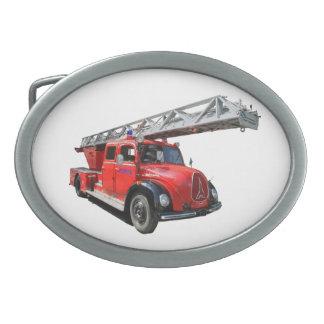 Fire-brigade - Gürtelschnalle Oval Belt Buckles
