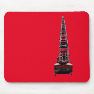 Fire-brigade Mouse Pad