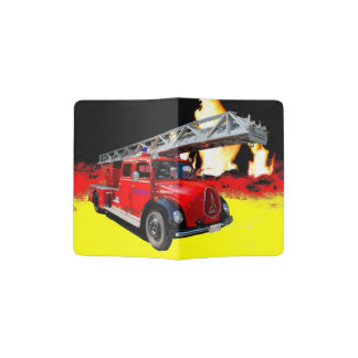 Fire-brigade Passport Holder