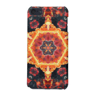 Fire Bubbles Mandala iPod Touch (5th Generation) Case