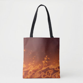 Fire Bug Tote Bag