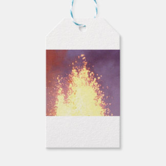 fire burst gift tags