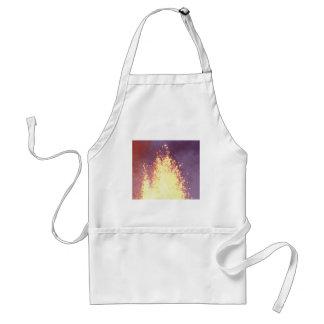 fire burst standard apron