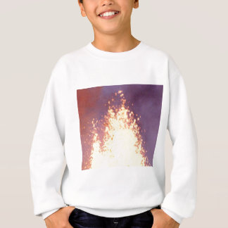 fire burst sweatshirt