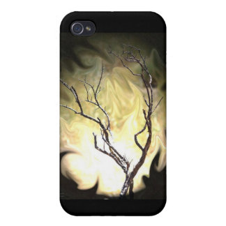 FIRE BUSH COVERS FOR iPhone 4