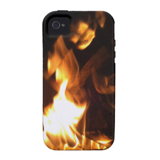 Fire Vibe iPhone 4 Case