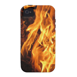 fire iPhone 4 cover