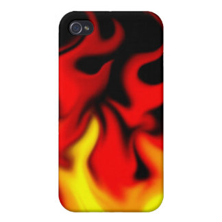 fire case for boys iPhone 4 case