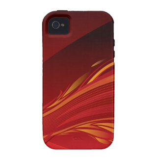 Fire Case-Mate iPhone 4 Cover