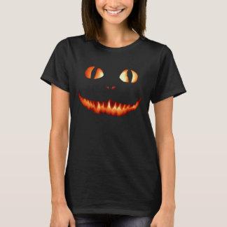 Fire Cat Women T-Shirt