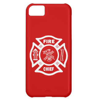 Fire Chief iPhone 5C Case