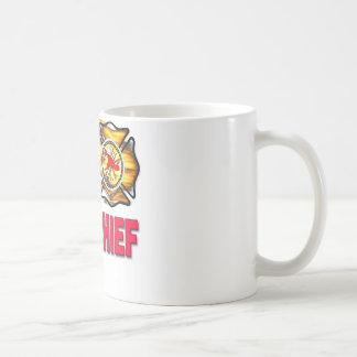 Fire Chief Coffee Mugs