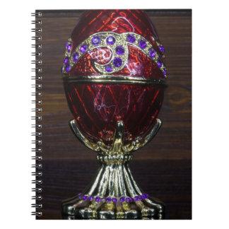 Fire Cradle egg Notebooks