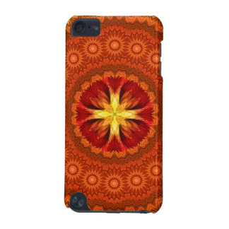 Fire Cross Mandala iPod Touch 5G Cases