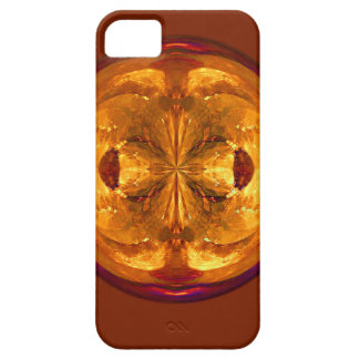 Fire Crystal iPhone 5 Case