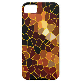 Fire Crystals iPhone 5 Cases