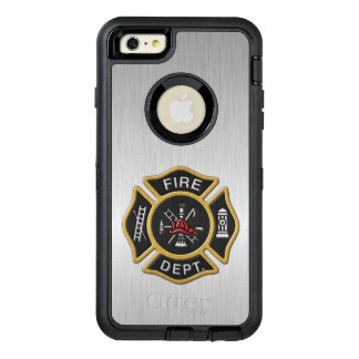Fire Department Badge Deluxe OtterBox iPhone 6/6s Plus Case