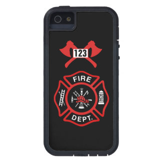 Fire Department Badge iPhone 5 Case