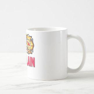 Fire Department Chaplain Coffee Mug