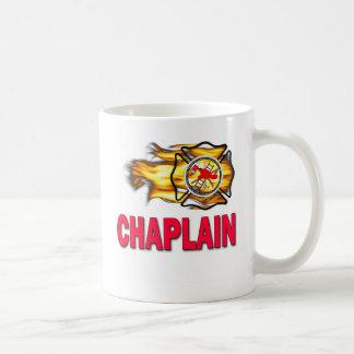 Fire Department Chaplain Coffee Mugs