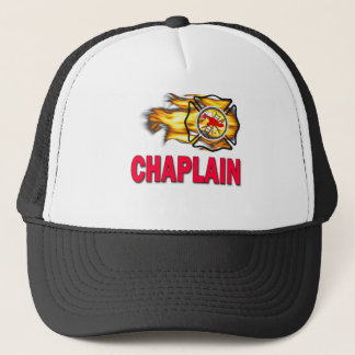 Fire Department Chaplain Trucker Hat