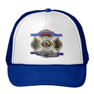 Fire Department Crest Hat