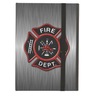 Fire Department Deluxe iPad Air Cover