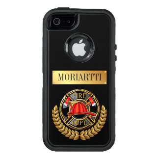 Fire Department Firefighter OtterBox Defender iPhone Case