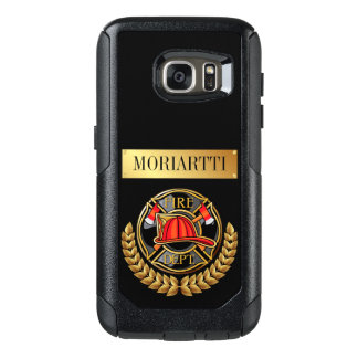 Fire Department Firefighter OtterBox Samsung Galaxy S7 Case