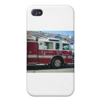 Fire Department iPhone 4 Cases