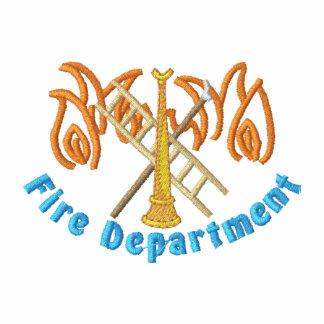 Fire Department Logo Polo