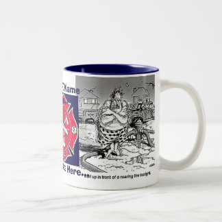 Fire Department Mug