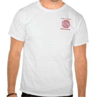 Fire Department  Shirts