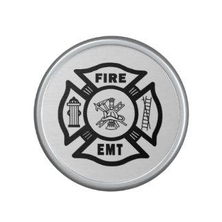 Fire Dept EMT Bluetooth Speaker