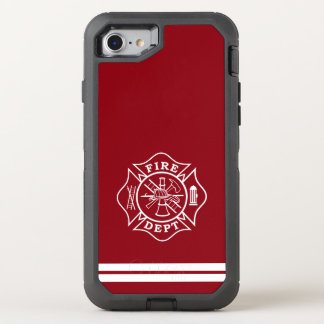 Fire Dept Maltese Cross OtterBox iPhone 7 Case