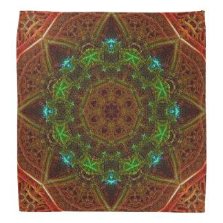 Fire Dome Mandala Bandanna