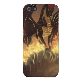Fire Dragon iPhone 5/5S Covers