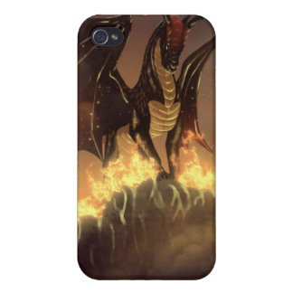 Fire Dragon iPhone 4 Cover