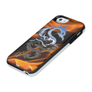 Fire Dragon Power Gallery iPhone SE/5/5S Case