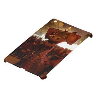 Fire Dragoon - Catalan Monster iPad Mini Cases