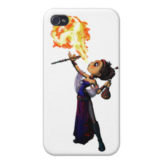 Fire eater iPhone 4/4S case