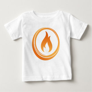 Fire Elements Baby T-Shirt