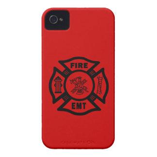 Fire EMT Case-Mate iPhone 4 Case