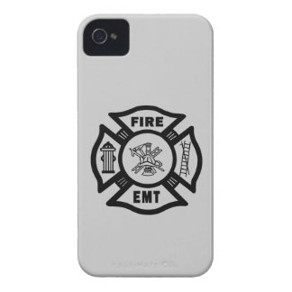 Fire EMT iPhone 4 Cover