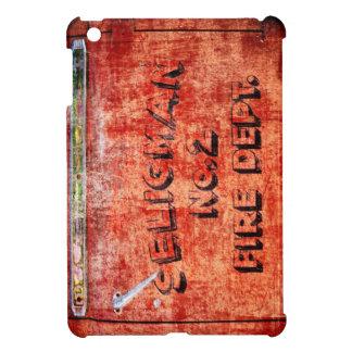Fire Engine Door iPad Mini Cases