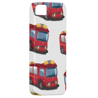 Fire Engine iPhone 5 Cover