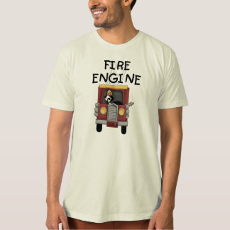 Fire Engine T-shirts and Gifts