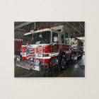 Fire Engine Truck Jigsaw Puzzle