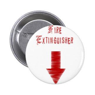 Fire Extinguisher Button